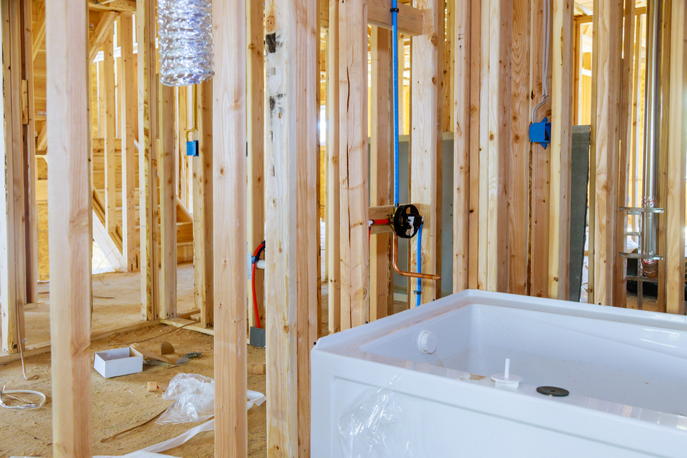 Building a New Home in Marysville? Call the New Construction Plumbing Pros